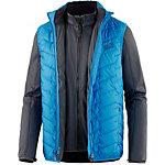 Jack Wolfskin Icy Trail Steppweste Herren blau