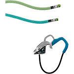EDELRID Flycatcher Pro Dry 6,9mm Set Kletterseil grün/blau