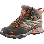 The North Face Hedgehog Hike Mid GTX Wanderschuhe Damen braun