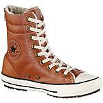 CONVERSE Hi Rise Boot Sneaker Damen braun