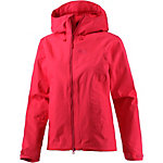 Jack Wolfskin North Ridge Funktionsjacke Damen hibiskus