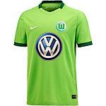Nike VFL Wolfsburg 16/17 Heim Fußballtrikot Kinder grün