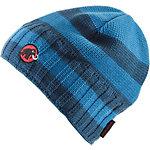 Mammut Passion Beanie blau/dunkelblau