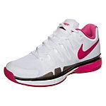 Nike Zoom Vapor 9.5 Tour Carpet Tennisschuhe Damen weiß / pink