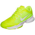 Nike Air Zoom Ultra Clay Tennisschuhe Damen neongelb / weiß