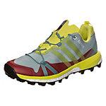 adidas Terrex Agravic Laufschuhe Damen blau / gelb / rot