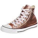 CONVERSE Chuck Taylor All Star Metallic Sneaker gold / weiß