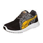 PUMA ST Trainer Evo Batman Sneaker Kinder schwarz / gelb