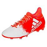 adidas X 16.3 Fußballschuhe Damen neonrot / weiß