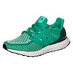 adidas Ultra Boost Laufschuhe Damen grün / weiß