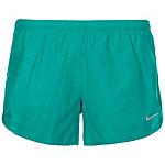 Nike Tempo Modern Embossed Laufshorts Damen grün