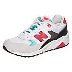 NEW BALANCE WRT580-PA-B Sneaker Damen weiß / grau / grün