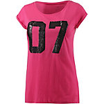 TOM TAILOR T-Shirt Damen pink