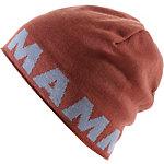 Mammut Logo Beanie weinrot