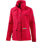 Jack Wolfskin Rainy Days Outdoorjacke Damen rot