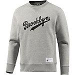 Majestic Athletic Legros Dodgers Sweatshirt Herren graumelange