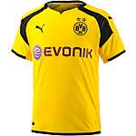 PUMA Borussia Dortmund 16/17 International Fußballtrikot Kinder gelb/schwarz