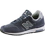 NEW BALANCE ML 565 winterized Sneaker Herren navy