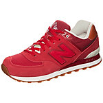 NEW BALANCE ML 574-NEC-D Sneaker rot