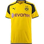 PUMA Borussia Dortmund 16/17 International Fußballtrikot Herren gelb/schwarz