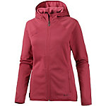 Mammut Get Away Fleecejacke Damen rot