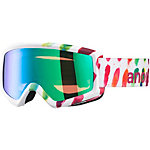 Anon Helix With Spare Snowboardbrille weiß
