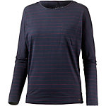 O'NEILL Jack's Base Langarmshirt Damen blau/rot