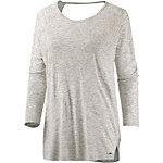O'NEILL Revive Langarmshirt Damen weiß/graumelange