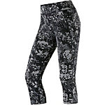The North Face Pulse Tights Damen anthrazit/weiß