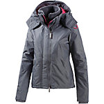 Superdry Windbreaker Damen dunkelgrau