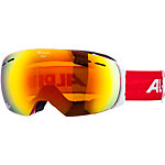 ALPINA GRANBY MM Skibrille rot