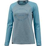 SALEWA Puez Dry Funktionsshirt Damen hellblau/grau