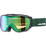 ALPINA CHALLENGE 2.0 MM Skibrille schwarz