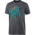 RVCA Southeastern Motors T-Shirt Herren grau