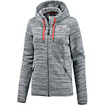 SALEWA Fanes Strickfleece Damen hellgrau