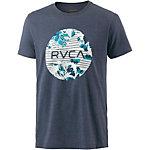 RVCA Southeastern Motors T-Shirt Herren blau