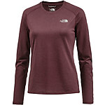 The North Face Reaxion Amp Crew Funktionsshirt Damen weinrot
