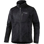 Columbia Grizzly Pass Fleecejacke Herren schwarz