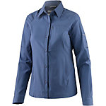Columbia Silver Ridge Funktionsbluse Damen blau