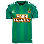 adidas SK Rapid Wien 16/17 Heim Fußballtrikot Herren grün / weiß