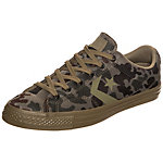 CONVERSE Star Player Camo Knit Sneaker khaki / schwarz