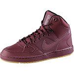 Nike Son of Force Mid Sneaker Herren rot