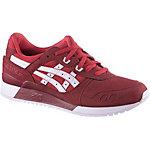 ASICS Gel Lyte III Sneaker Herren rot