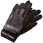 Reebok CrossFit Fitnesshandschuhe Damen schwarz / grau