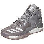 adidas D Rose 7 Basketballschuhe Herren grau / weiß