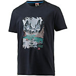 The North Face Never Stop Exploring Series T-Shirt Herren navy