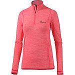 Craft Active Comfort Funktionsshirt Damen himbeer/melange