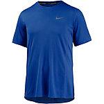 Nike Dri-Fit Miler Funktionsshirt Herren blau