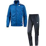 adidas TS Entry Trainingsanzug Herren blau/grau
