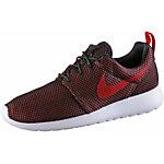 Nike Roshe One Sneaker Herren schwarz/rot